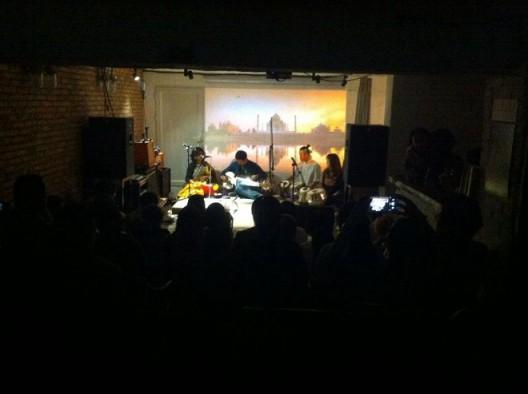 """""""印度传统音乐会"""",Fruity Space,2016年4月22日"""