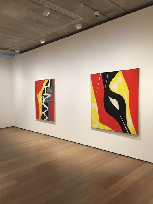 Ernst Wilhelm Nay at Almine Rech Gallery