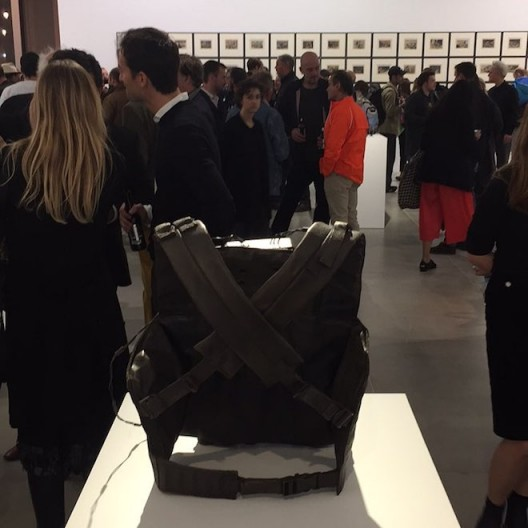 Jake & Dinos Chapman 'The Disasters of Everyday Life' opening night at Blain Southern, London
