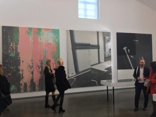 Wade Guyton at Serpentine Galleries
