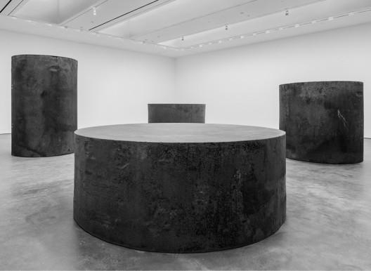 © 2017 Richard Serra / Artists Rights Society (ARS), New York. Courtesy David Zwirner, New York/London Photograph by Cristiano Mascaro