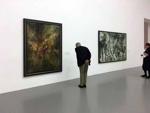 Bernard Schultze at Redbrick Museum