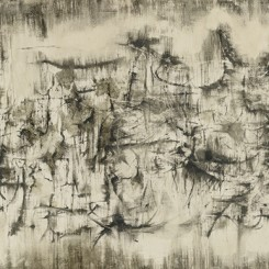 Krishen Khanna, A Graph of Pleasure and Pain, 1961 克里香·康纳,《苦乐图》,一九六一年作 Sold for成交价 HK$500,000 / US$64,000
