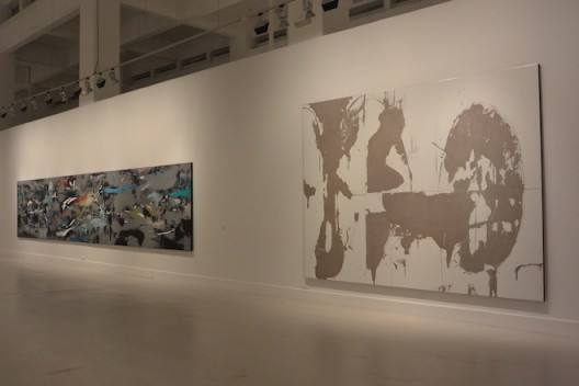 Secundino Hernández at CAC Malaga 2018, installation view (image courtesy the artist. Photo. Chris Moore)