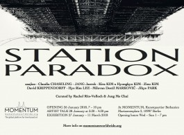 Station Paradox - Flyer_Front