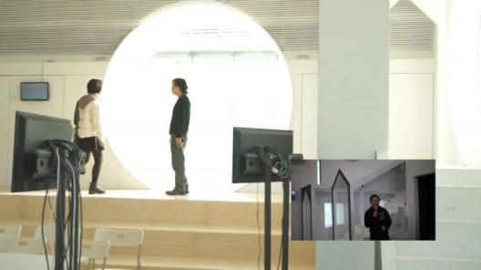 """""""寻向所志""""展览现场,广东时代美术馆,2017(图片由广东时代美术馆提供) """"Detour In Times"""", installation view, Times Museum, 2017 (courtesy of Times Museum)"""