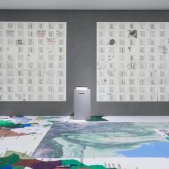 朝鲜, 2017, 钢笔纸本, 41 × 32 cm Democratic People's Republic of Korea, 2017, Paper, pen, 41 × 32 cm