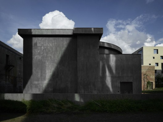 Axel Vervoordt Foundation, Kanaal 阿塞尔·维伍德基金会,卡奈尔