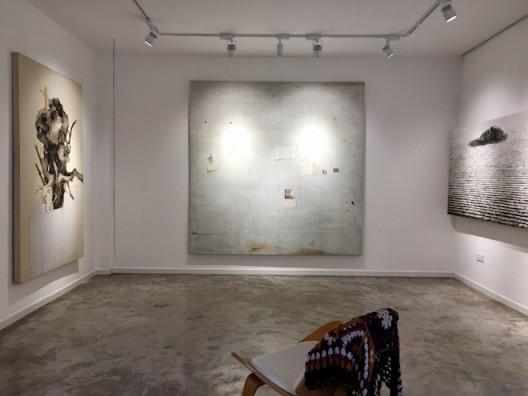 166 Art Space interior