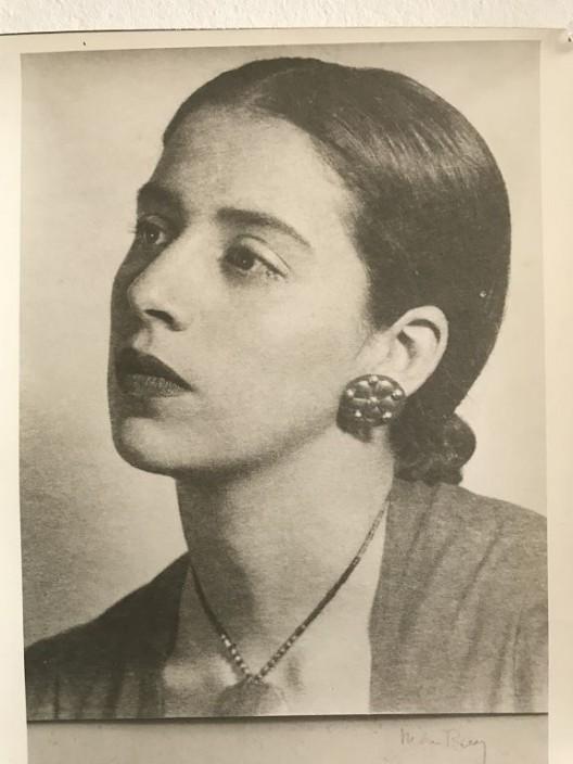 Luchita Hurtado, mother of Matt Mullican 露琪塔·乌尔塔多,马特·穆里肯