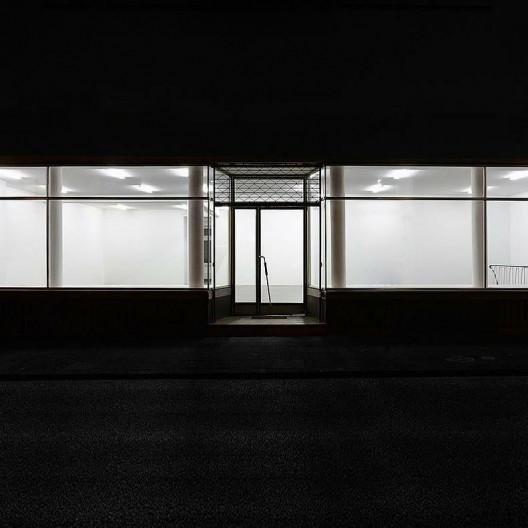 Nagel Draxler Cologne Elisenstraße nachts