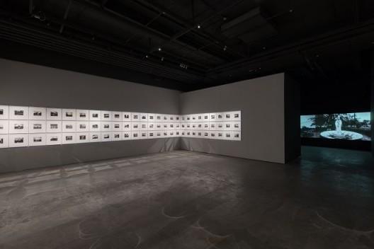 """Incarnations"", installation view ""巨神连线"",展览现场"