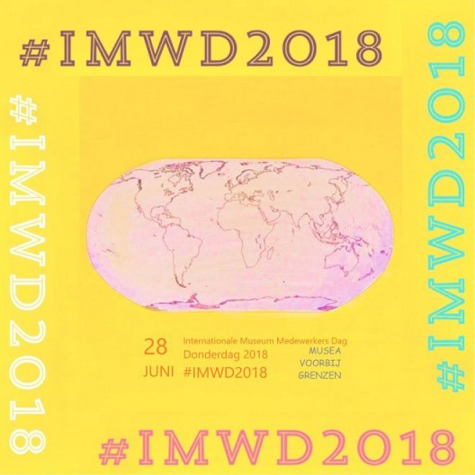 DUTCH - IMWD2018 - International Museum Workers Day, June 28, 2018 -1