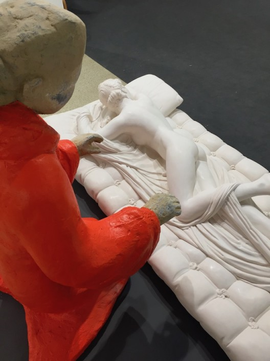 Ambiguous culture-clash – XU ZHEN® 徐震® at ShanghART (image courtesy the artist and gallery, photo Chris Moore)
