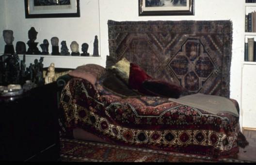 Sigmund Freud´s study in London西格蒙德·弗洛伊德伦敦的书房