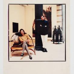 Rachel Lehmann & David Maupin, 1997
