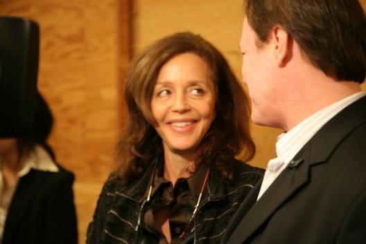 Rachel Lehmann, Juergen Teller Opening at Lehmann Maupin, 2008