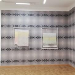 c.Ausstellungsansicht TRANSKULTURALE: Alice Dittmar, Beijing Sky, 2018. Copyright: Alice Dittmar und Konfuzius-Institut Nürnberg-Erlangen