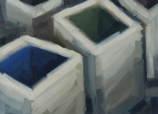 JOCHEN PROEHL GALATA CLOSE-UP 2017 oil on canvas 130x180 cm (2)