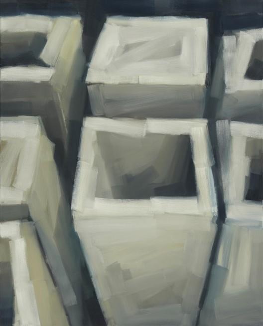 JOCHEN PROEHL GALATA CLOSE-UP 2017 oil on canvas 150x120 cm (2)