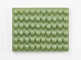 Mai-Thu Perret, Actually know your own mind, 2016, Glazed ceramic, 37 x 48 x 7 cm(14 5/8 x 18 7/8 x 2 3/4 in.)