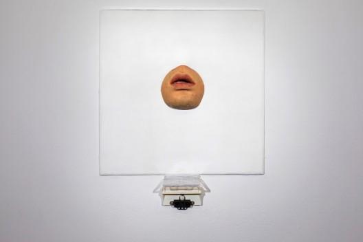 "Wang Yuyang, ""Dictionary—Light"", 3D model, transparent resin, 200 cm × 150 cm × 260 cm, 2015"