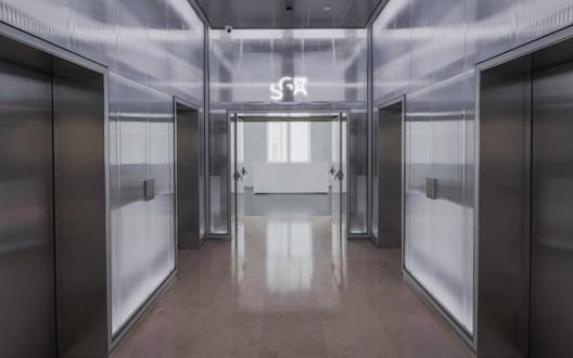 SAG entrance