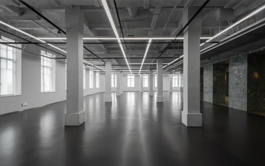 SGA exhibition space