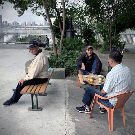 Bollocks! Old geezers still drink tea in Taiwan!