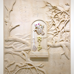 Chen Tianzhuo, After Life 生命之后 (image courtesy the artist and BANK Gallery)