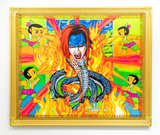 Lu Yang, Marilyn Manson, 2019