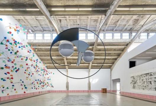 常青画廊十五周年展,2019-2020年,常青画廊北京空间,摄影:孙诗