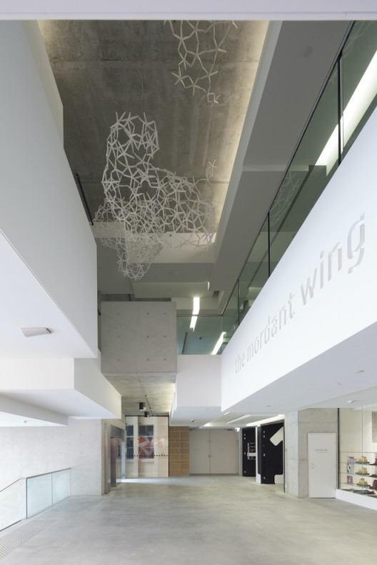 Museum of Contemporary Art entrance hall, Mordant Wing