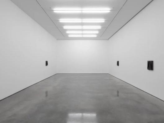 白立方画廊内景
