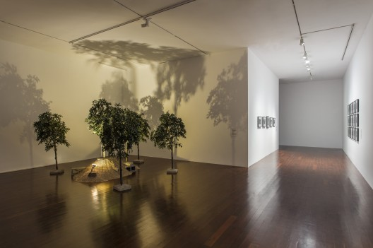 """制作中:艺术与电影的工作场"",余德耀美术馆,2019 ""In Production:Art and the Studio"", Yuz Museum, 2019 Photo by JJYPhoto"
