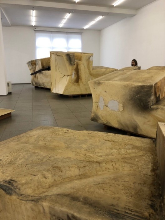 《DAS ENDE DES 20. JAHRHUNDERTS》,1982-1983,约瑟夫·博伊斯,Marx 收藏与国家美术馆藏品展,2020
