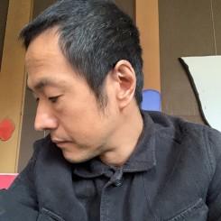 00Han Feng in his Berlin studio 2020.